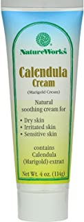 NatureWorks Calendula Cream (Marigold) 4 Ounces (2 Pack)
