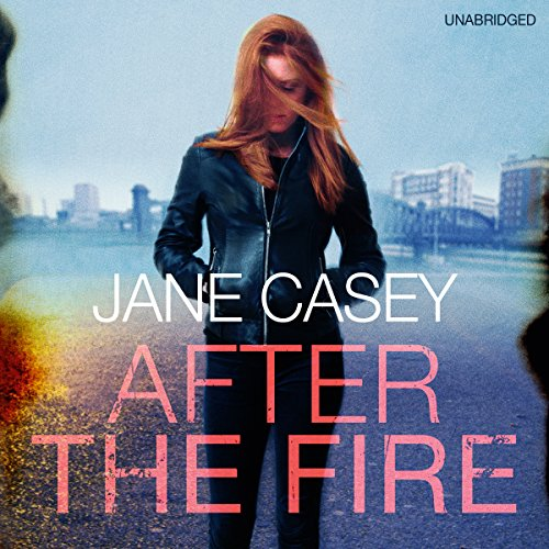Couverture de After the Fire