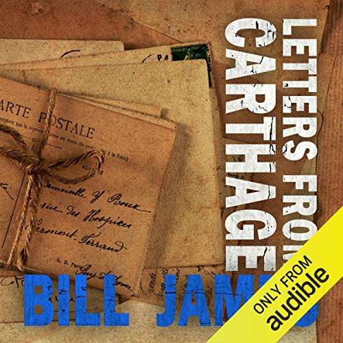 Letters from Carthage audiobook cover art