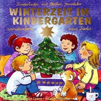 Winterzeit Im Kindergarten