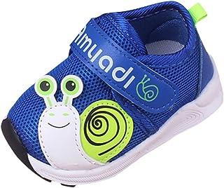 KItipeng Enfant Running Sneakers Chaussures B/éB/é en Mesh,Chaussures De Sport pour B/éB/é Enfant Fille Gar/çOn,Respirante Baskets,pour 9-24 Mois Et 2-6 Ans,Et/é Sneakers en Maille Mixte Enfants Sandales