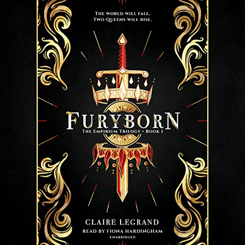 Furyborn cover art