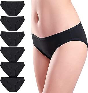 Womens Disposable 100/% Cotton Underwear Travel Hospital Emergencies 5//10 Packs