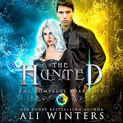 The Hunted: The Complete Series cover art