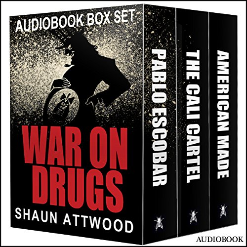 War on Drugs Box Set audiobook cover art