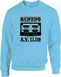 Hawkins School AV Club, Kids Sweatshirt