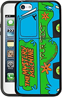 BRGiftShop Customize Your Own The Mystery Machine Van Rubber Phone Case for Apple iPhone 5c