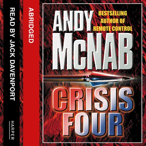 Crisis Four: Nick Stone, Book 2 cover art