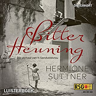 Bitter Heuning [Bitter Honey] cover art