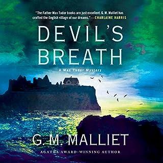 Devil's Breath audiobook cover art