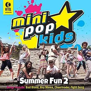 Mini Pop Kids Summer Fun, Vol. 2