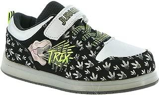 Jurassic World Motion Lighted Athletic Shoes (Toddler/Little Kids) Black