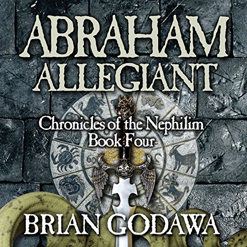 Abraham Allegiant audiobook cover art