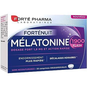 melatonine posologie
