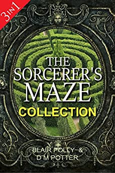 The Sorcerer's Maze Collection: Three Books in One (You Say Which Way) by [Blair Polly, DM Potter]