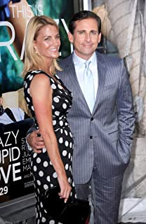 Posterazzi Poster Print Nancy Steve Carell at Arrivals for Crazy Stupid Love. Premiere The Ziegfeld Theatre New York Ny July 19 2011. Photo by Kristin CallahanEverett Collection Celebrity (16 x 20)