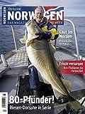 FISCH & FANG Sonderheft Nr. 38: Norwegen Magazin Nr. 8: Das Magazin für Angeln und Meer (Norwegen...