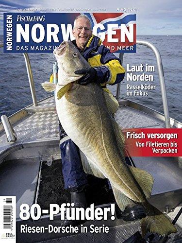 FISCH & FANG Sonderheft Nr. 38: Norwegen Magazin Nr. 8: Das Magazin für Angeln und Meer (Norwegen Magazin: Das Magazin für Angeln und Meer)