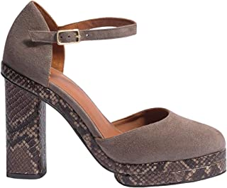 CASTANER Women's Charlotte Heeled Shoes Suede