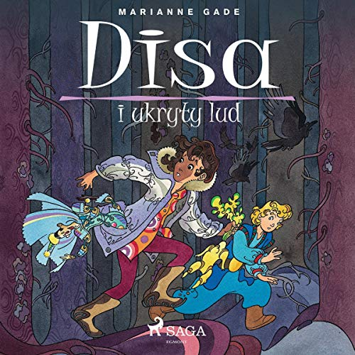Disa i ukryty lud cover art