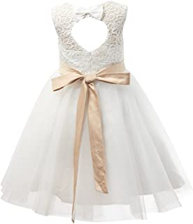 a64f48040b Amazon.ca: Ivory - Dresses / Girls: Clothing & Accessories