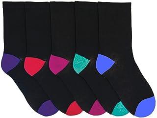 RJM, Calcetines RjmDamen de color negro y de colores