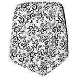 QEES Standmixer-Abdeckung mit Außentaschen, 30 x 30 x 40 cm, staubdicht, Küchenhelferabdeckung,...