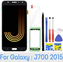 LCD Screen Replacement Touch Digitizer Display for Samsung Galaxy J3 2017 J327 Emerge Prime SM-J327 J327R4 J327T J327T1 J3 Amp Prime 2 SM-J327AZ J327A J327P J3 V 2017 J327V Eclipse J327VPP (Black)