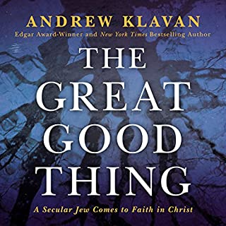 The Great Good Thing audiobook cover art