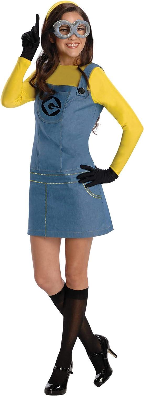 Rubie's Spasm price Despciable Max 60% OFF Me Minion's Costume Adult