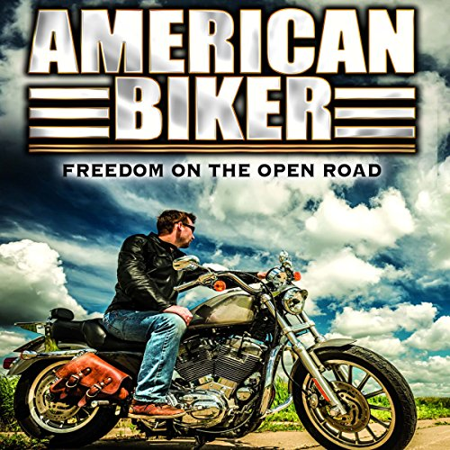American Biker audiobook cover art