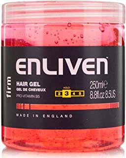 Enliven Firm Hair Gel With Pro Vitamin B5, 250 ml