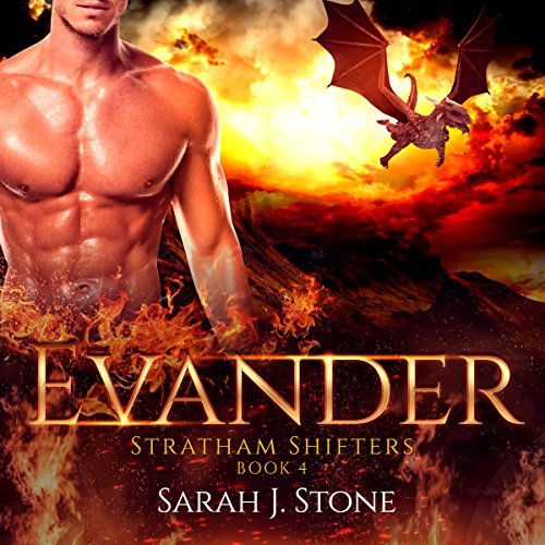 Evander audiobook cover art