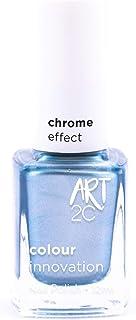 Art 2C 4-give Me Chrome Effect Nail Polish - Smalto per unghie effetto cromato, 6 colori, 12 ml, colore: CH02