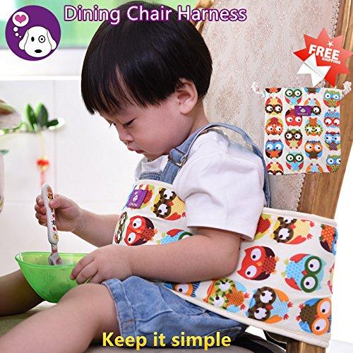 GOMAMA ベビーチェアベルト 椅子用 固定帯 椅子ベルト ベビー用品 持ち運び便利 お子さまの安全を守る ...