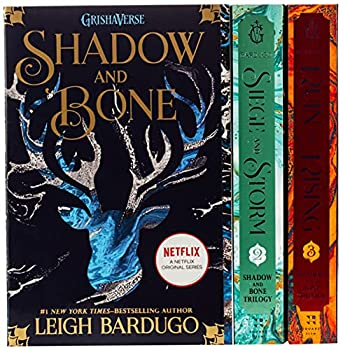The Shadow and Bone Trilogy Boxed Set  Shadow and Bone Siege and Storm Ruin and Rising