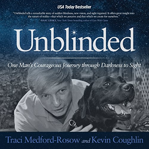 Unblinded audiobook cover art