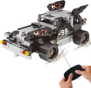 BIRANCO. RC Race Car Toys - Racer Building Blocks Kit for Kids Age 6yr-14yr, STEM Learning, Construction Vehicle Set Toys for 7, 8, 9 and 12 Year Old Boys | Best Xmas Gifts