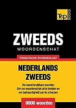 Thematische woordenschat Nederlands-Zweeds - 9000 woorden