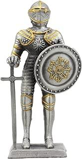medieval pewter figurines