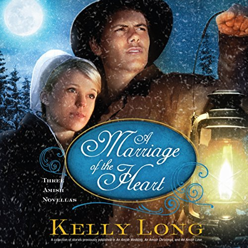 A Marriage of the Heart audiobook cover art