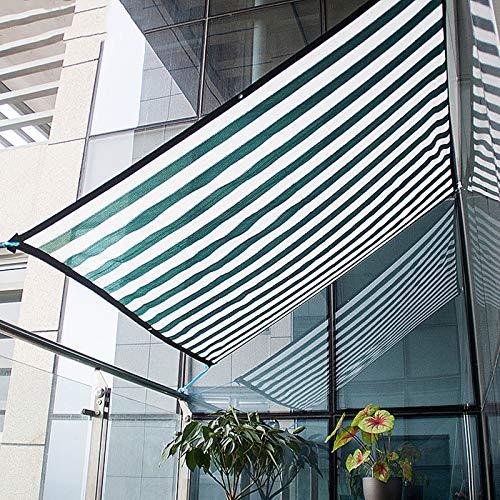 L-KCBTY Toldo con Protección Solar, 70% BloqueUV, Tela Sombra para Patio Exteriores Jardín, Toldo Vela Rectángulo, Red De Sombra para Coche Y Piscina (Size : 2x5m)