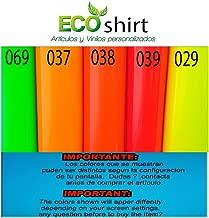 Ecoshirt TE-9TNA-FD5U Pegatinas Stickers Fork Rock Shox Reba 2018 Am161 Aufkleber Decals Autocollants Adesivi Forcela, Naranja Fluor 037