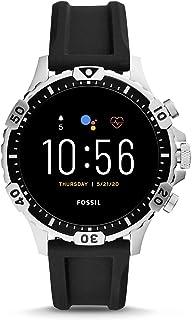 Fossil Hommes GEN 5 Smartwatch connectée avec écran tactile, Haut parleur, Rythme cardiaque, GPS, NFC et notifications Sma...