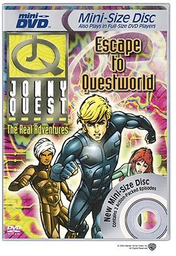 Escape to Questworld (Full Slim Minidisc)