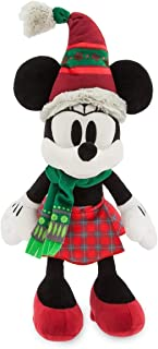 Disney Stuffed Animal Plush - Holiday 2018 - Santa Minnie Mouse 15 inch