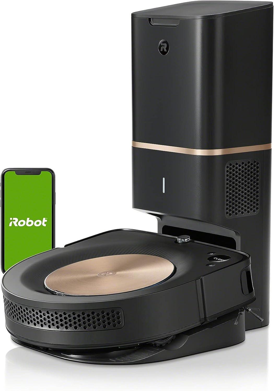 iRobot Roomba s9+ aspirador para pelos de mascota