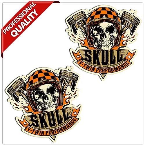 Tank top-Live to ride-Biker Motorcycle Moto skull s m l xl xxl noir