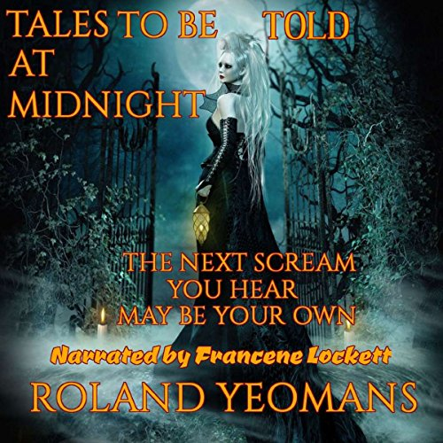 Tales to Be Told at Midnight  By  cover art