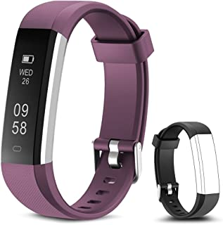 comprar comparacion Rayfit Pulsera Actividad Reloj Inteligente Fitness Tracker Podómetro Monitor de Sueño Contador de Calorías Pasos Rastreado...